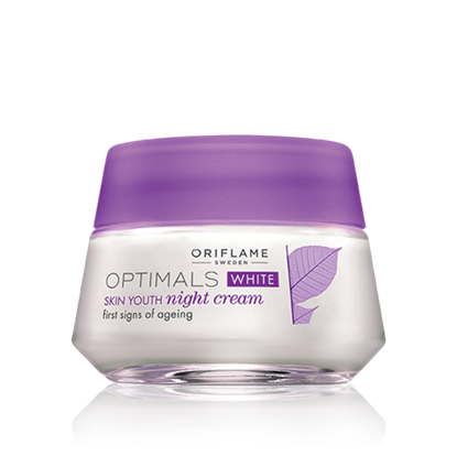 Optimals White Skin Youth Night