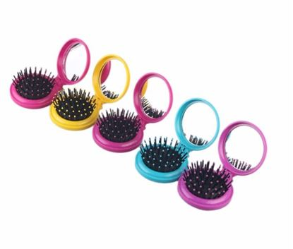 Foldable Travel Hair Brush